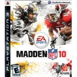 PS3: MADDEN NFL 10 (GAME)